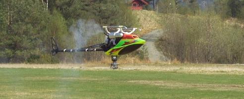 Fly modellfly?